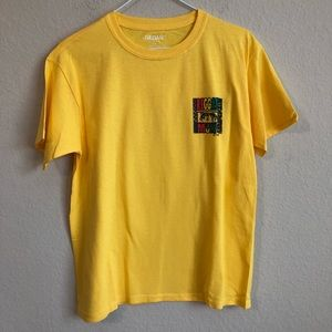 Vintage Reggae Mon Iron-On On New T-Shirt NWT
